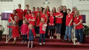 Youth Sunday 1