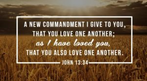 love others by living the gospel